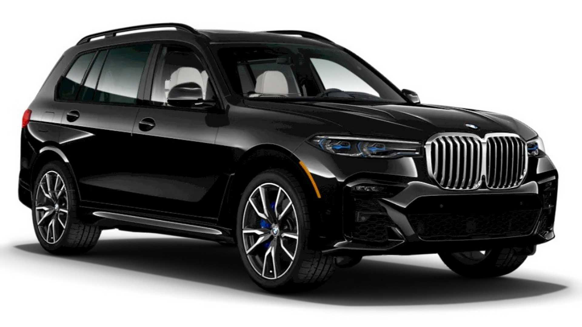 Most Expensive 2019 Bmw X7 Costs 122 425