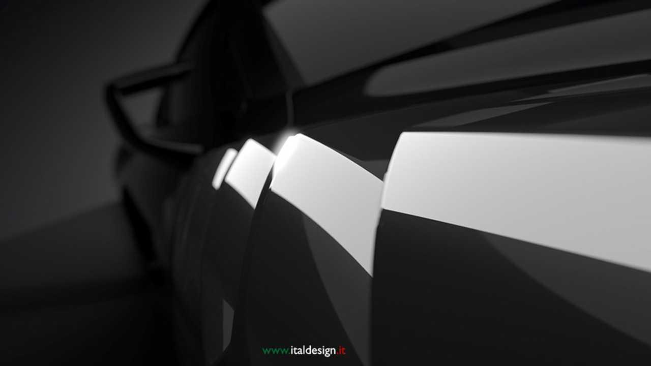 Italdesign Geneva 2017 Concept third teaser