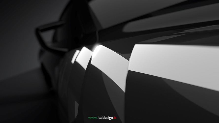 Italdesign Geneva concept teaser three released
