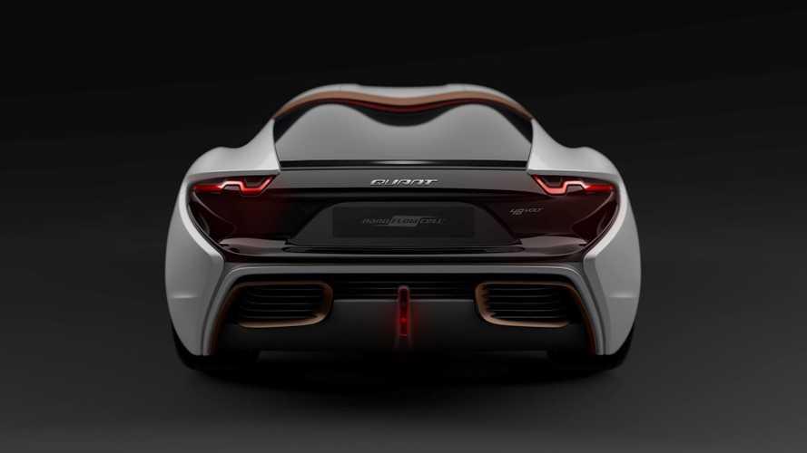 NanoFlowcell'in hidrojenle çalışan süper otomobili