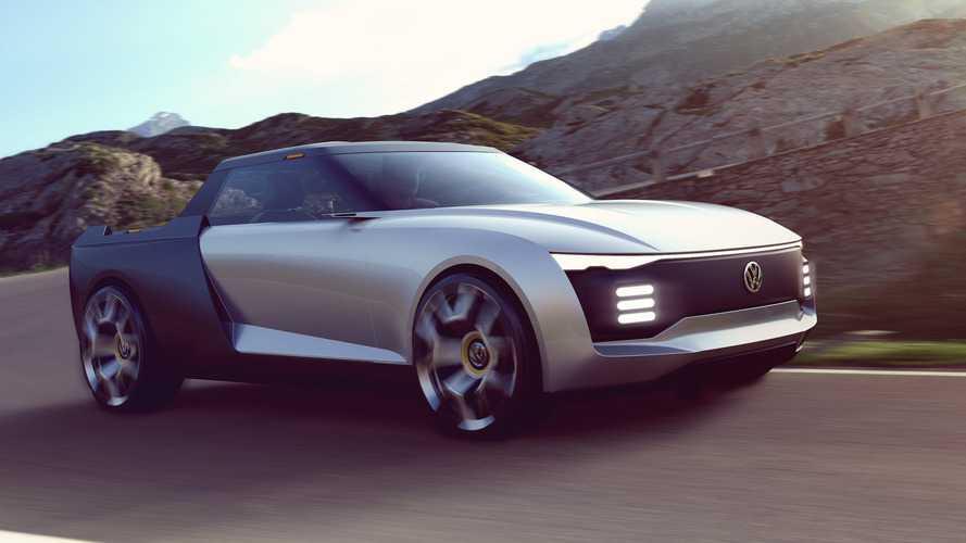 VW Varok - Um conceito de picape que vira perua. Que tal?