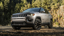 Jeep Compass 2017  U.S. Spec