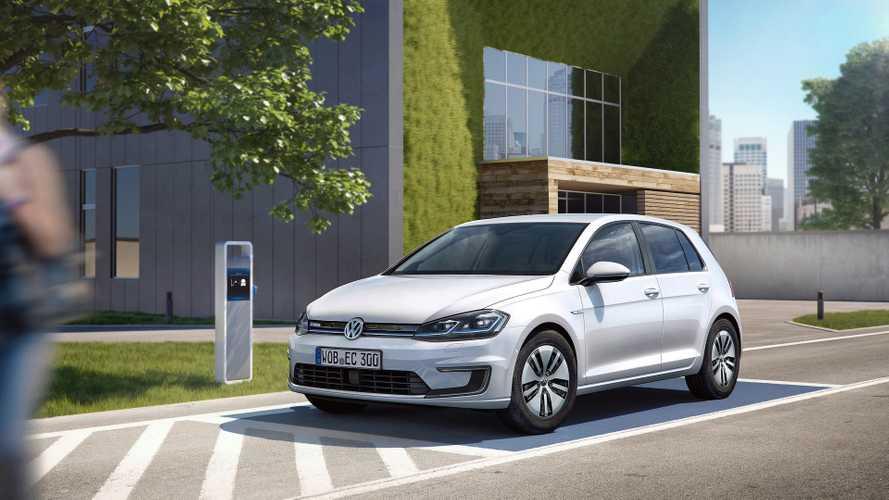 2017 Volkswagen e-Golf'ün menzili arttırıldı