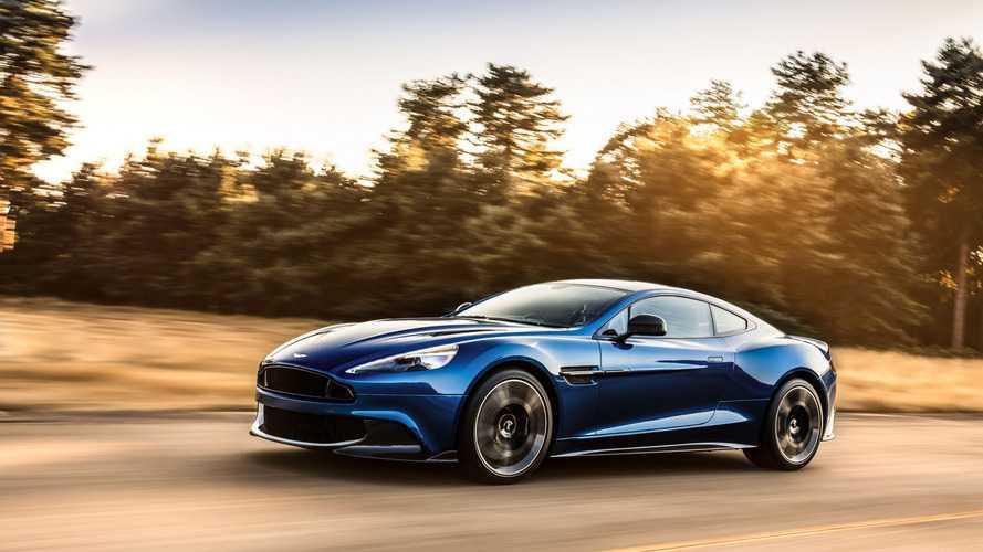 Aston Martin Vanquish S, şimdiki modelin jübilesi olacak