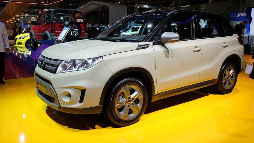 Suzuki Vitara 4All fica barato e agora parte de R$ 79.500