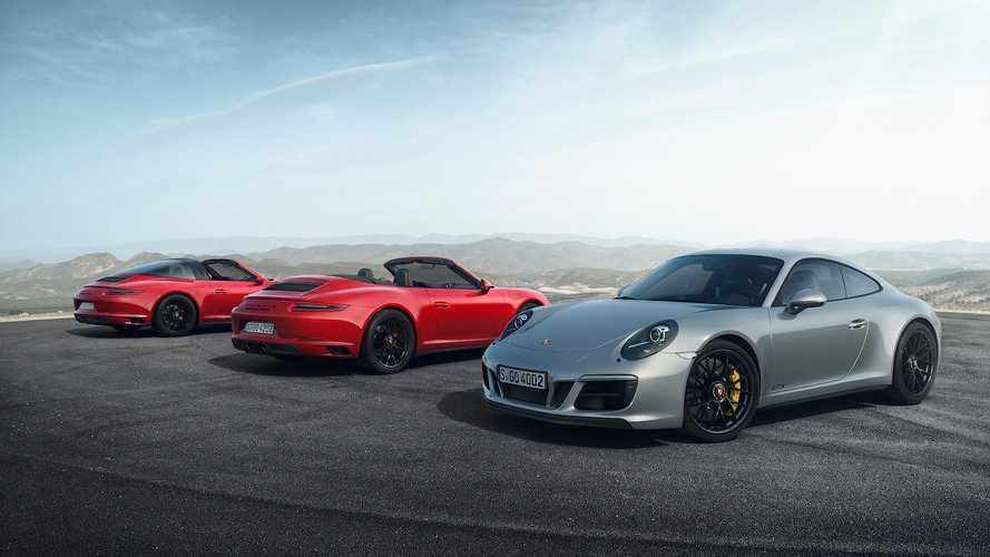 El Porsche 911 GTS 2017 se pasa al turbo