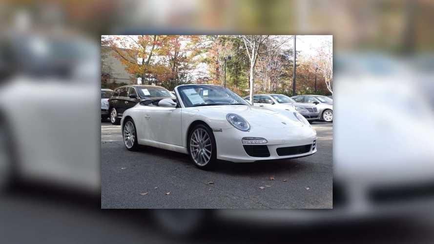 À vendre - Porsche 911 avec poste de conduite central