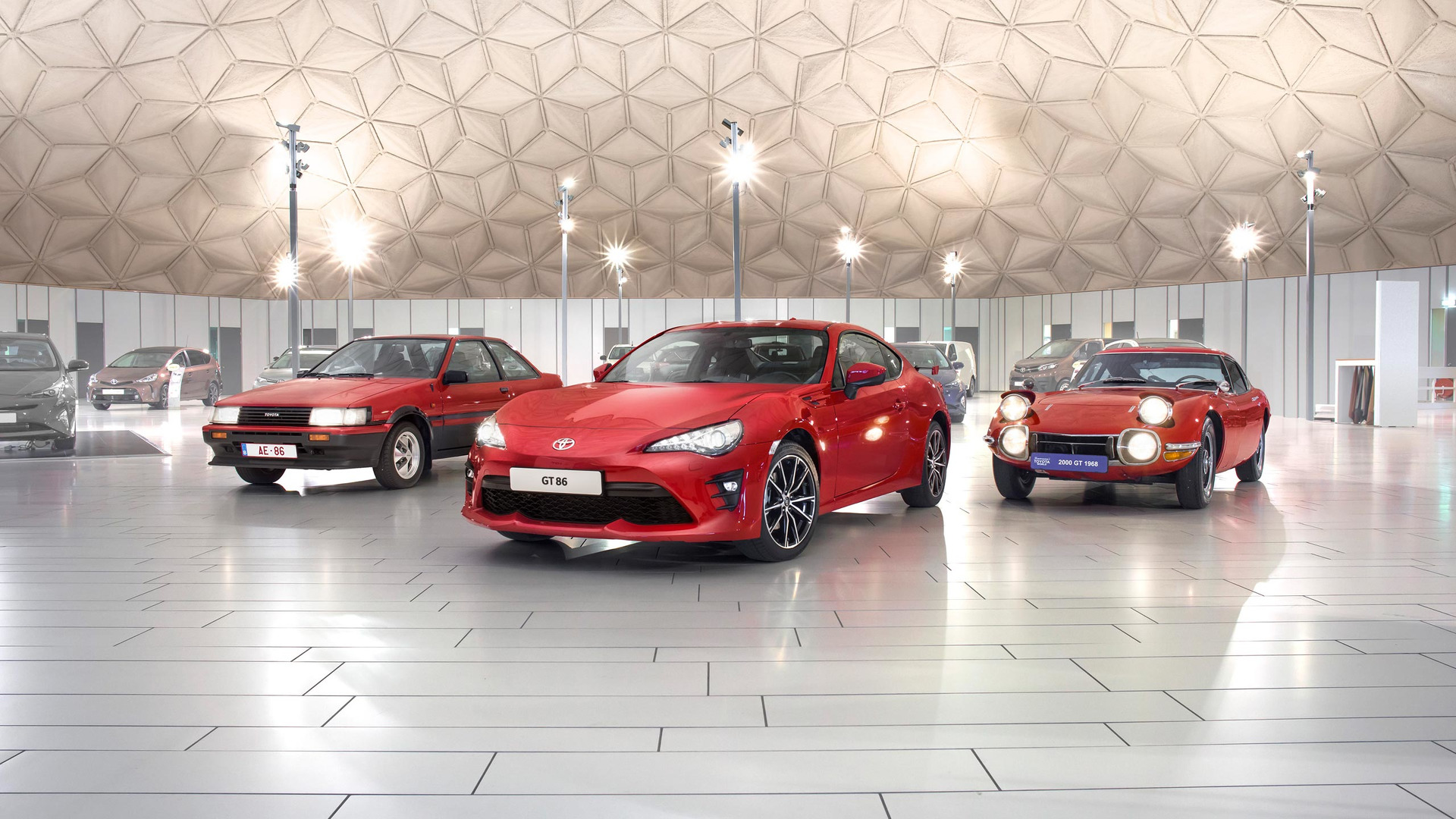 a1a4042ecd92 Get to know the 2017 Toyota 86 via massive 145-image gallery