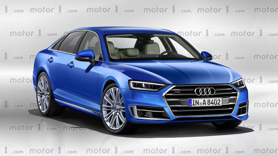 2018 Audi A8: Everything We Know