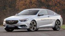Opel Insignia Coupe tasarım yorumu