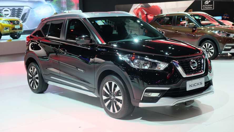 Nissan Kicks SL fica mais caro e preço vai a R$ 91.990