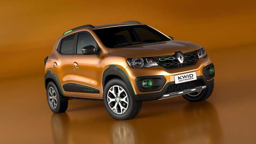 SUV do Renault Kwid pode se chamar Triber