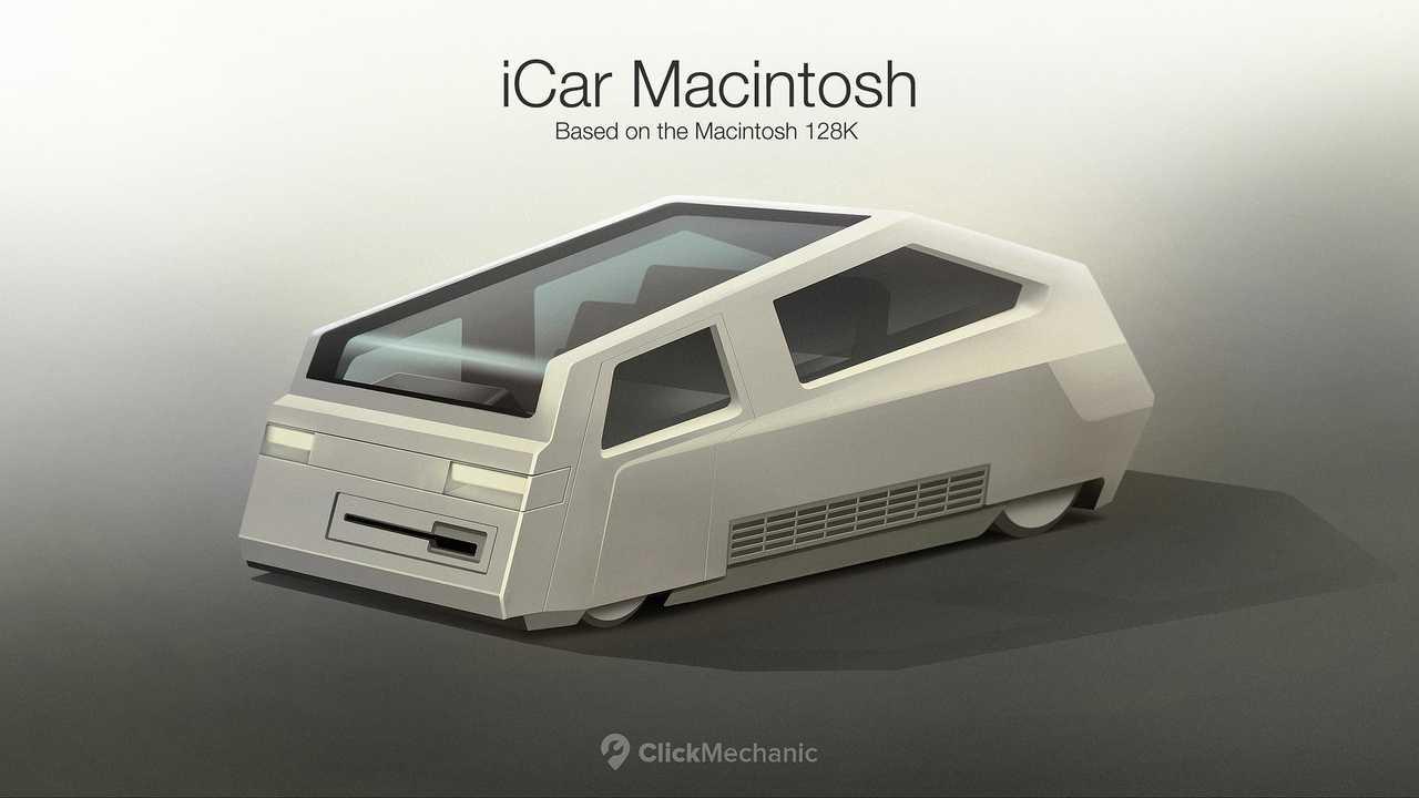 Apple Car Tasarım Yorumları