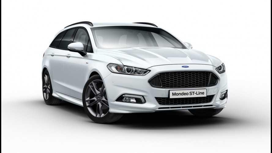 Perua esportiva do Fusion, bela Ford Mondeo ST-Line é nova opção da gama