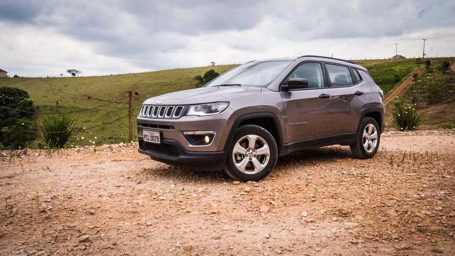 Teste rápido Jeep Compass Sport Flex - Sem mais nem menos