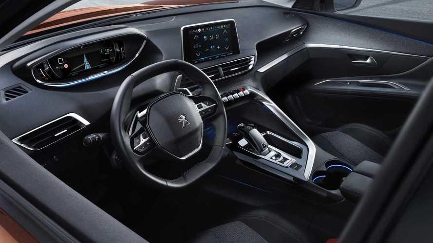 Peugeot 3008 2017, premio Interior más Bello del Año