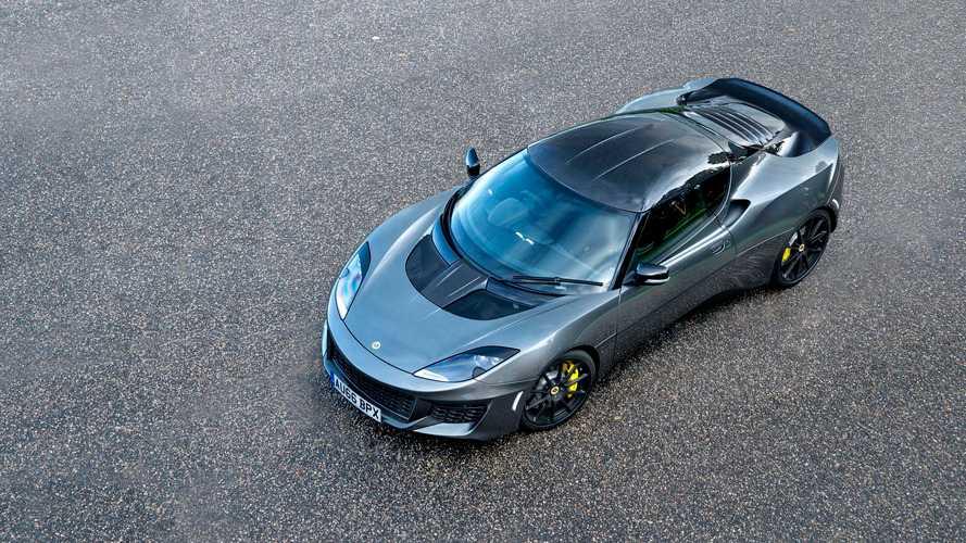 VIDEO - La Lotus Evora 400 affronte des Mercedes, Porsche et Audi