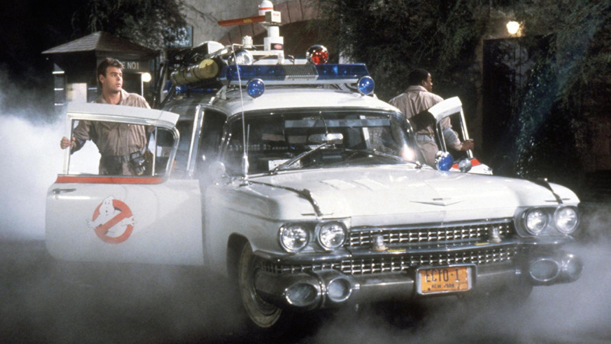 5 facts you didn't know about the Ghostbusters Ecto-1