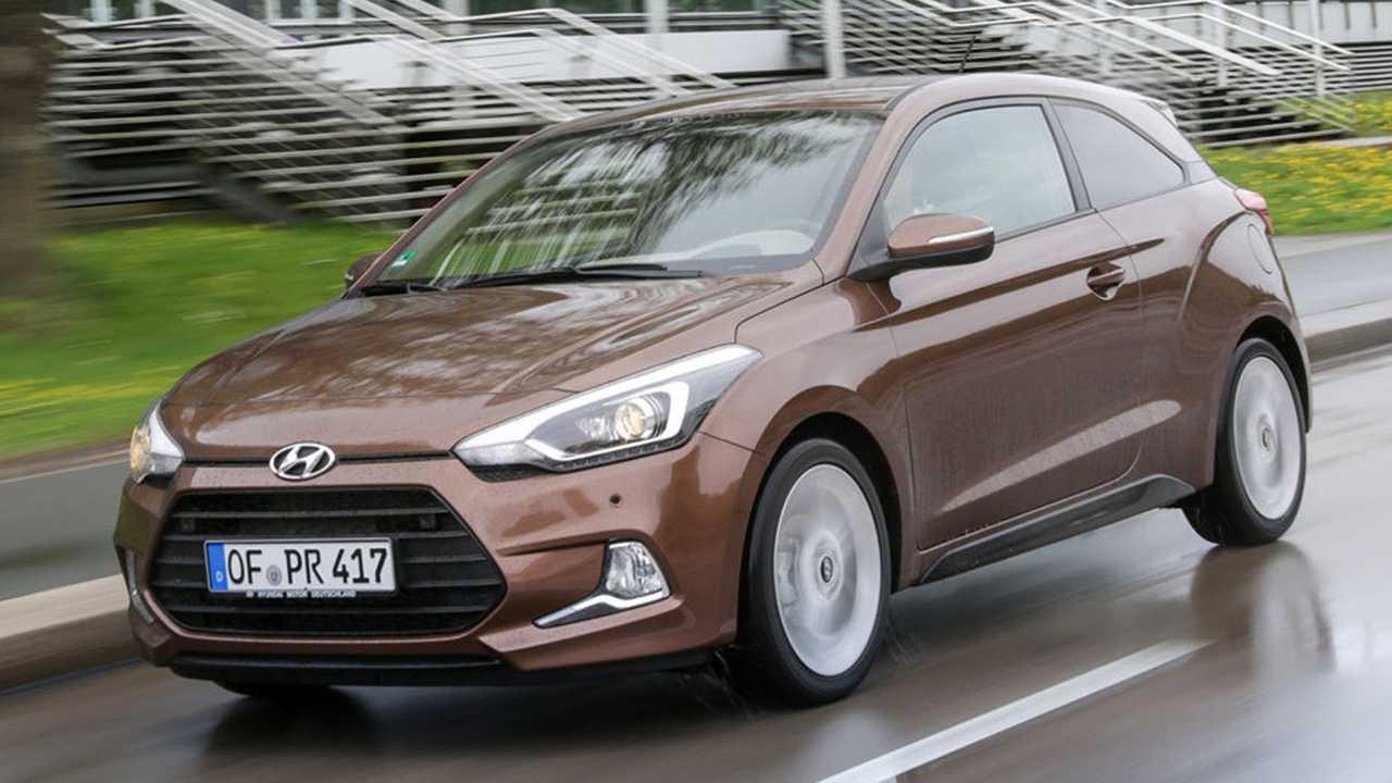 TÜV-Report 2019: Hyundai i20