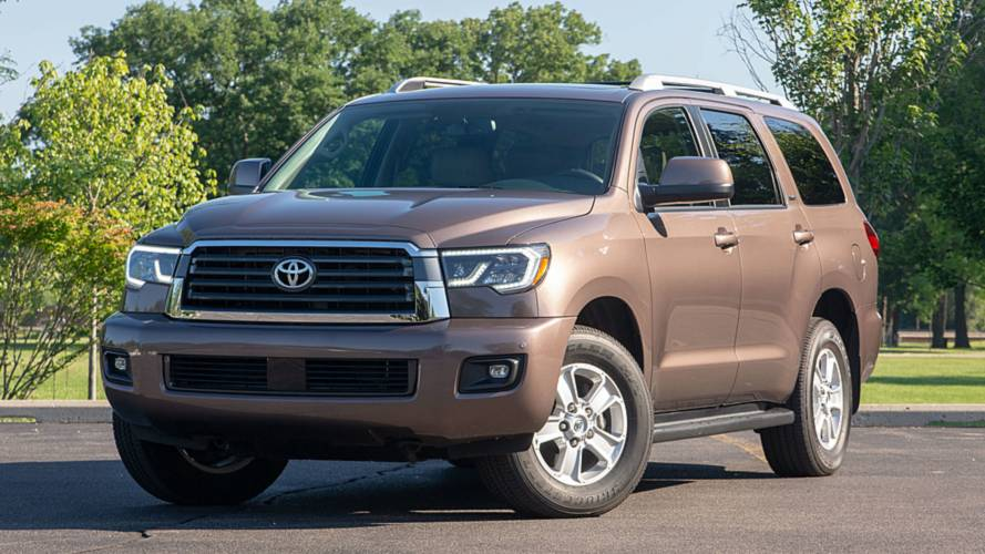 2018 Toyota Sequoia Review: You're Still Here?