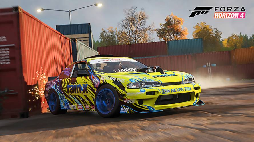 Get ready to drift with Forza 7 And Horizon 4 new car pack