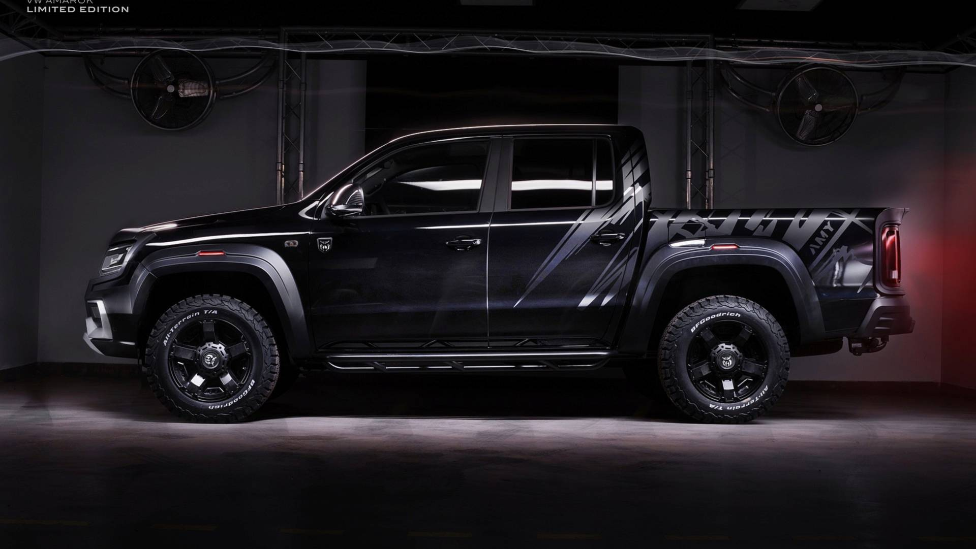 Carlex Design's Amarok Combines Rugged Exterior With Comfy Cabin