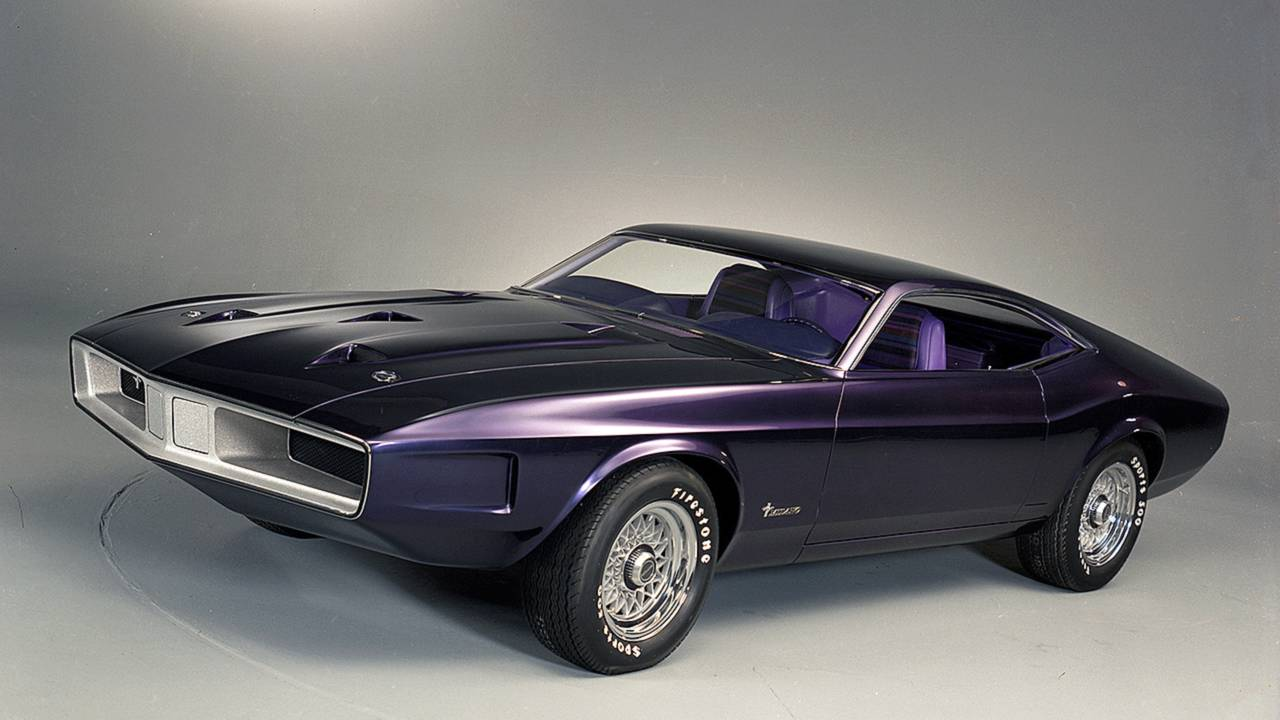 Ford Mustang Milano Concept (1970)