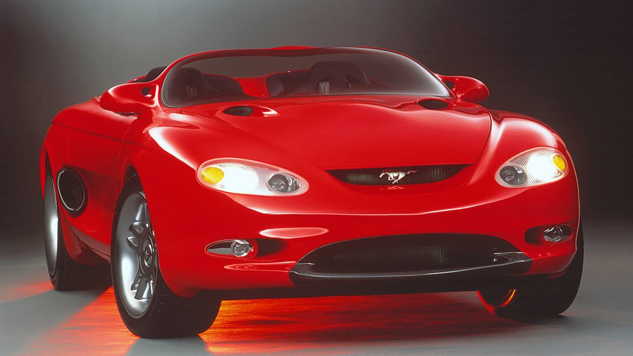 Ford Mustang Mach III Concept (1992)