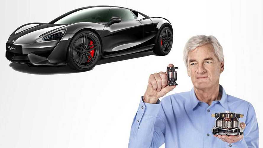 Dyson dice addio all'auto elettrica