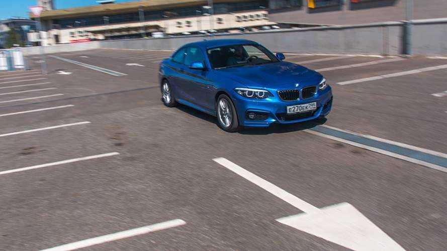 Повлияют ли цены на горючее на продажи дизельных легковушек?  BMW 220d