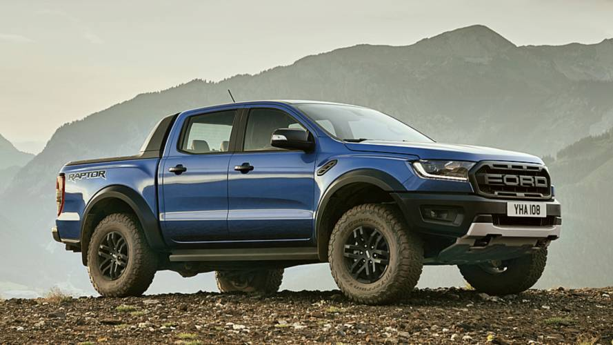 Ford Ranger Raptor Revealed For Europe With Potent Diesel Engine