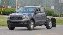 2019 Ford Ranger XLT Casus Fotoğrafları