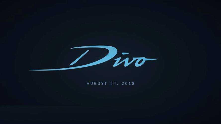 VIDÉOS - Les responsables de Bugatti parlent à nouveau de la Divo