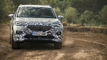 Seat Tarraco: Erster Preview-Test des Siebensitzer-SUVs