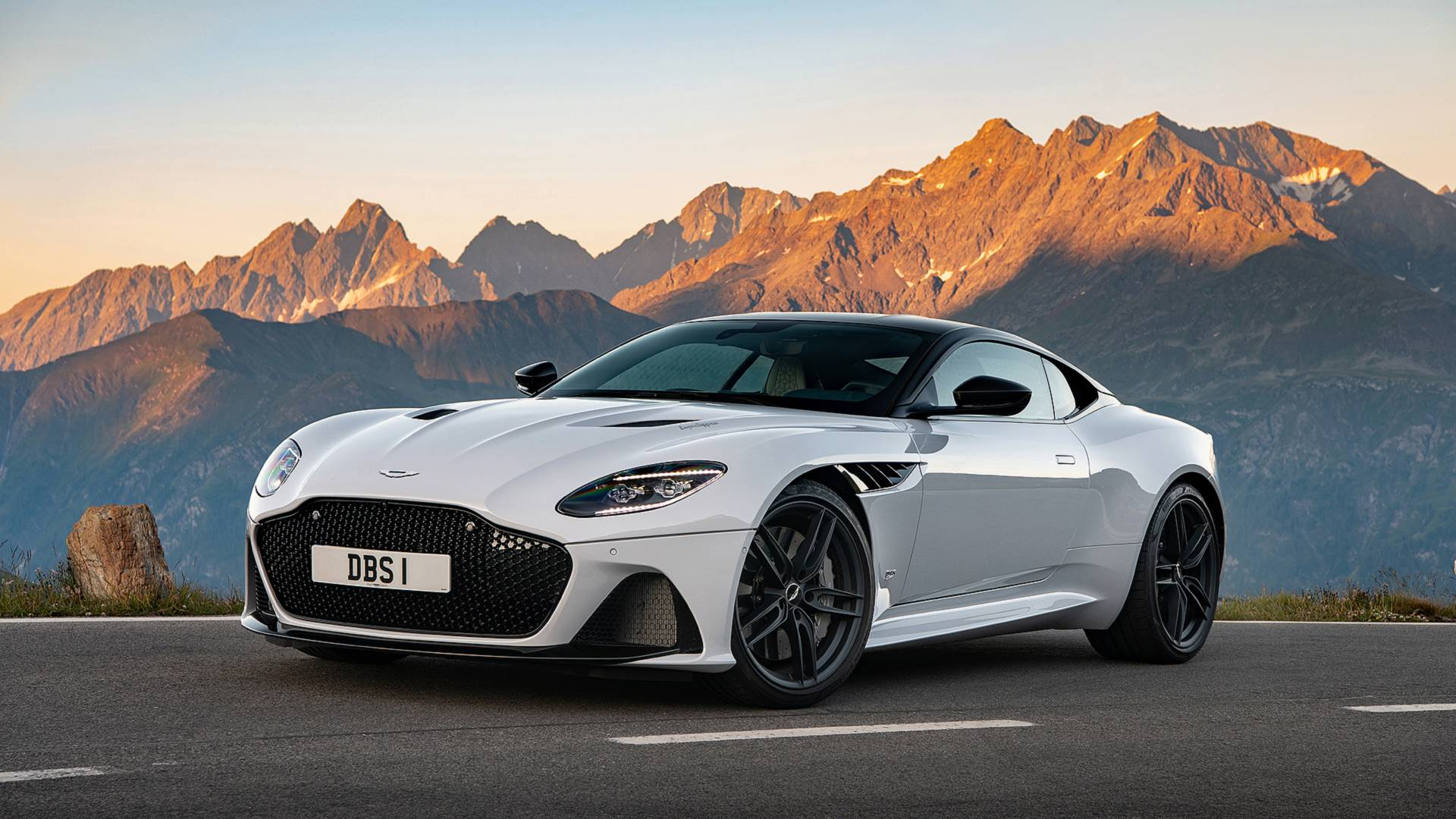 Aston Martin DBS Superleggera First Drive Whats In A Name - Aston martin dbs price