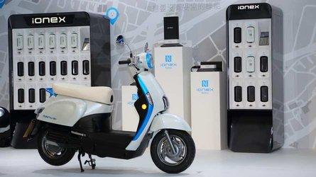 KYMCO presentó Ionex Commercial, para electrificar el transporte