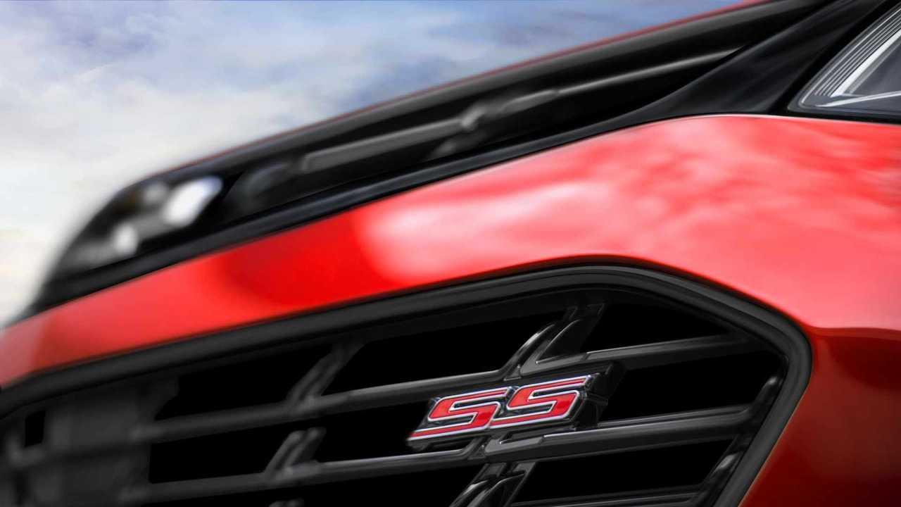Chevrolet Cruze Sport6 SS - Teaser