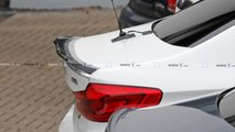 BMW M5 CS Spy Photos