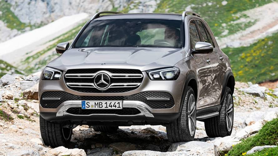 Comparativa: Mercedes-Benz GLE 2019 vs. GLE 2015