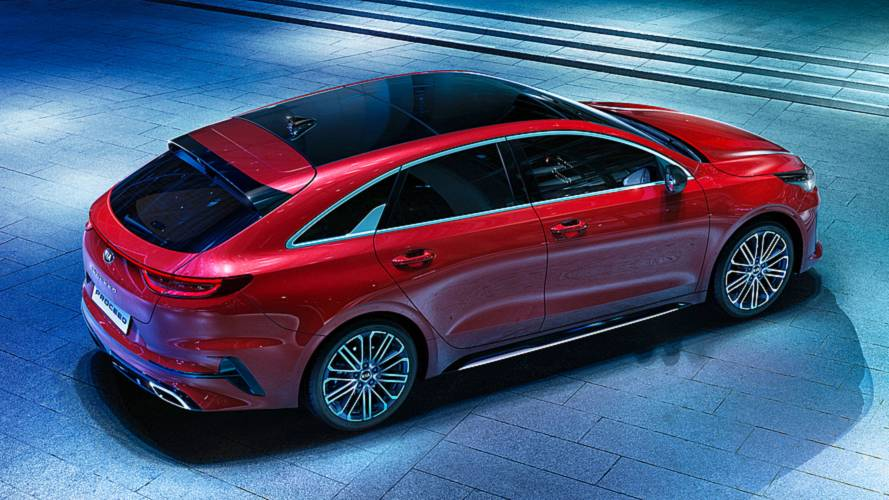 Kia ProCeed, la shooting brake alla coreana