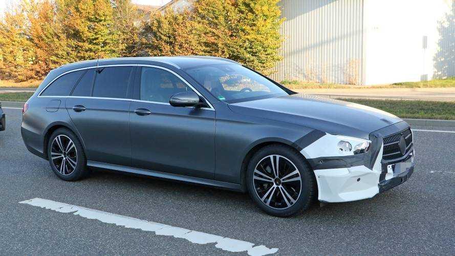 2020 Mercedes-Benz E-Serisi, A-Serisi esintileriyle yakalandı