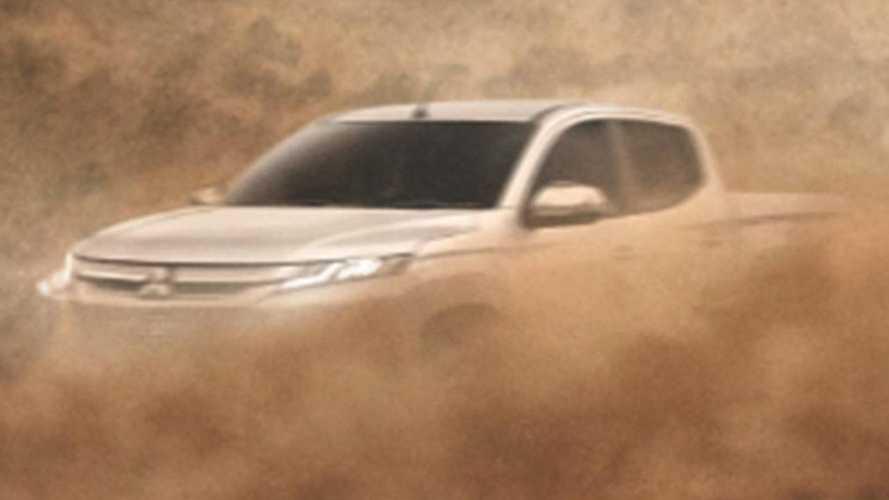 Mitsubishi L200 yeni teaser'ıyla karşımızda