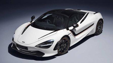 Két újabb különleges 720S-ről rántotta le a leplet a McLaren MSO részlege