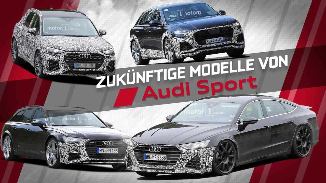 Audi Sport Zukunft