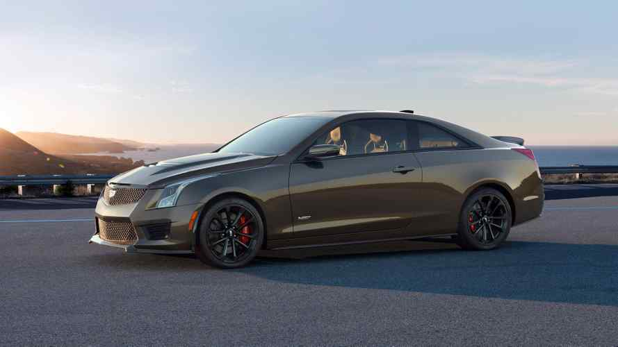 Cadillac V-Serisi Pedestal, Alman rakiplerine göz kırpıyor