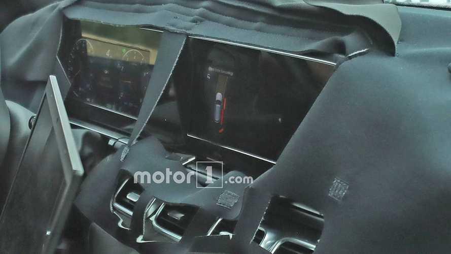 2020 Mercedes-Benz GLS-Class Spy Shots