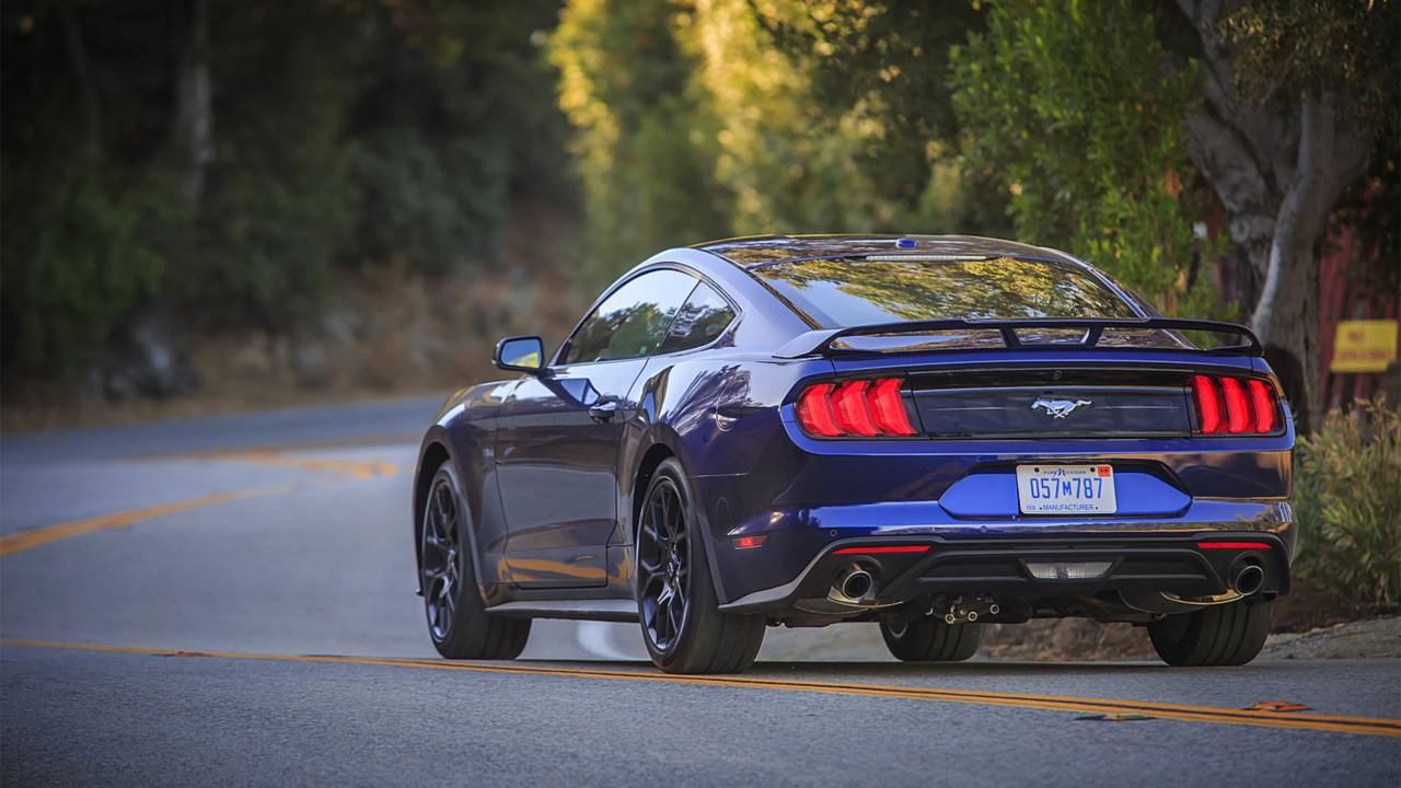 10 Millionth Ford Mustang Rolls Off The Flat Rock Production Line