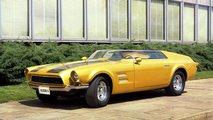 Mustang Allegro II Concept (1967)