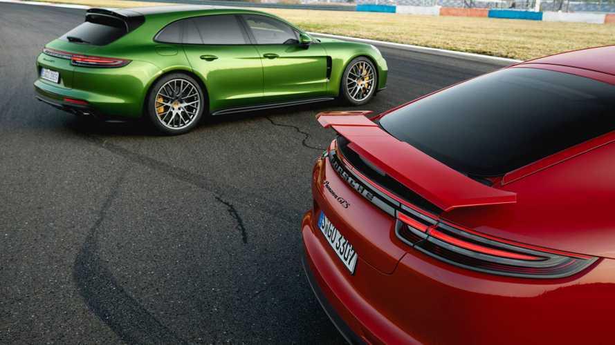 2018 Porsche Panamera GTS 460 bg ve bolca teknolojisi ile geliyor