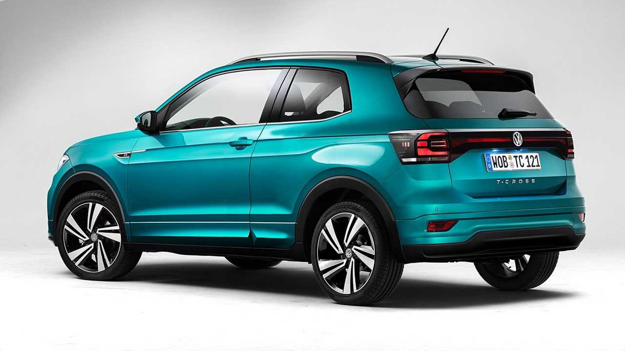 Futuras versiones del Volkswagen T-Cross 2019